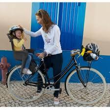 fixation siege velo hamax koolah polisport le siège enfant surélevé pour cadre vélo