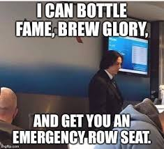 Snape Meme - american airlines gate agent who looks like severus snape