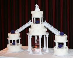 wedding cakes designs wedding cake designs with fountains gown
