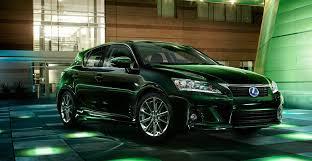 lexus green lexus ct200h hybrid car brown inhabitat green design