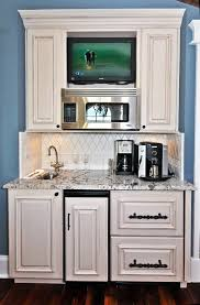 coffee bar refrigerator drawers kitchen tropical with kitchen cabinets