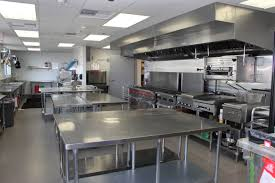 Commercial Kitchen Equipment Design by Culinary Home New Culinary Training Facility