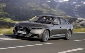generation audi a6 rendering