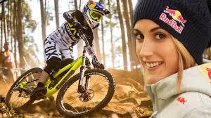 MTB Downhill  Myriam Nicole championne de VTT de descente  YouTube