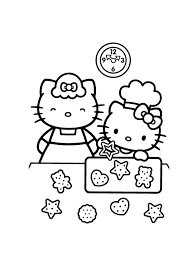 coloriage cuisine hello 165 printable coloring pages
