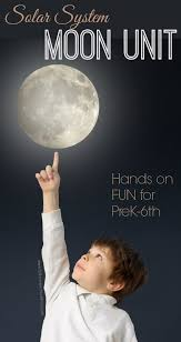 solar system moon unit