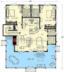 Architecture Design Floor Plans 346 Best House Plans Under 2000 Sq Ft Images On Pinterest Small