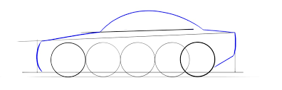 how to draw cars easy step by step instructions