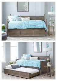 Daybed With Pull Out Bed Best 25 Daybed With Storage Ideas On Pinterest Twin Bed With