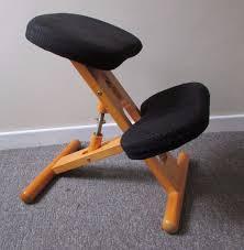 Orthopedic Chair Ergonomic Kneeling Stool Orthopedic Chair Adjustable Height Office
