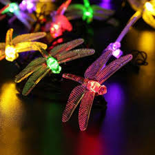String Lights Garden by Online Get Cheap Dragonfly String Lights Aliexpress Com Alibaba