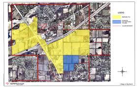 Big Bend Map Maps Village Of Big Bend Wisconsin