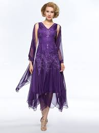modern mother of the bride dresses tea length with sleeves popular no pants tea buy cheap no pants tea lots from china no