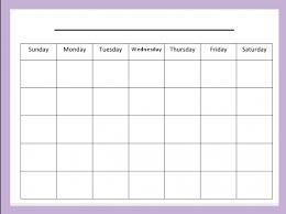 weekly schedule calendar template 2017 blank training weekly
