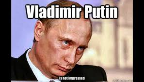 Vladimir Putin Memes - vladimir putin 10 divertidos memes del presidente de rusia