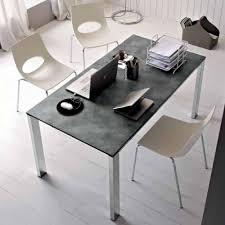 tavoli sala da pranzo calligaris tavolo allungabile baron 160 di connubia con piano in ceramica o