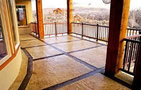 balcony flooring home flooring designs