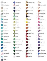 Color Meanings Chart by Swarovski Color Chart From Safa Designs Color Color Color