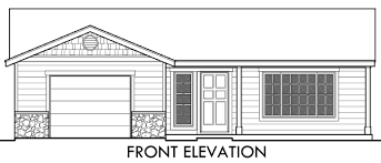 how many square feet is a 1 car garage adu small house plan 2 bedroom 2 bathroom 1 car garage