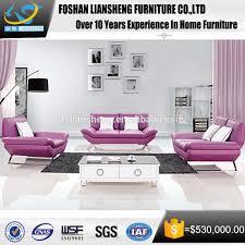 Purple Leather Sofa Sets New Fashion Sofa Sets New Fashion Sofa Sets Suppliers And