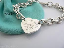 bracelet tiffany heart tag images Tiffany co silver return to tiffany co heart tag bracelet jpeg