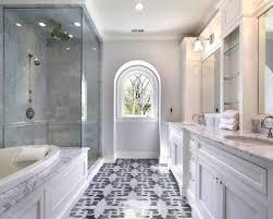 Tile Bathroom Countertop How To Tile A Floor 21 Ms International Carrara White 6 In X 12