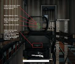 pubg 4x guide crossbow scope description probably will give you understanding