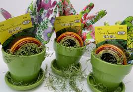 flower pot favors personalized easy to make party favors barbara garneau kelley