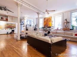 Livingroom Soho New York Lofts For Rent Soho New York 1 Bedroom Loft Roommate
