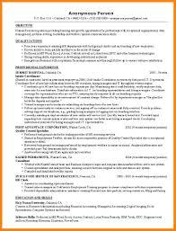 Human Resource Resume Sample Human Resource Resume Business Brochure Massage Brochure Template