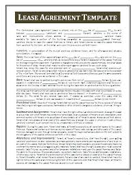 free rental lease agreement download 39 excellent rental lease and agreement template examples thogati