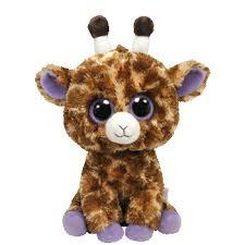 ty beanie boos safari giraffe medium beanei boos