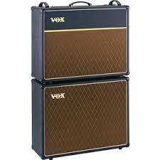 vox ac30 2x12 extension cabinet amps s s s my les paul forum