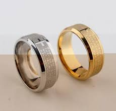 Lord Of The Rings Wedding Band by Men U2013 Tagged