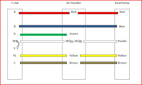 goodman heat pump low voltage wiring diagram wiring diagram and