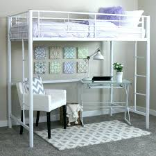 black metal twin loft bed with desk gray loft bed miles black steel twin twin full loft bunk bed corner