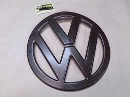 volkswagen logo vw t1 bus bullí kdf sámba vw front emblem logo