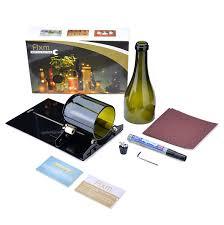 green bottle cutter kit agptek glass bottle cutter machine