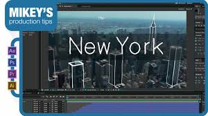 add sketch style drawing over stock footage youtube