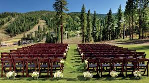 South Lake Tahoe Wedding Venues Lake Tahoe Destination Wedding U0026 Packages The Ritz Carlton Lake