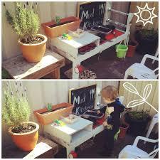 diy cuisine enfant cuisine pour enfants à l extérieur des idées diy adorables