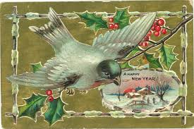 new year s postcards new year s greetings a collection