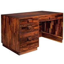 Wooden Desks For Home Office Reclaimed Wood Desks Wood Desks Home Office Unique Home Office