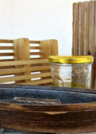 how to clean wood table with vinegar oil and vinegar mixture in a jar how to easily clean wood with just