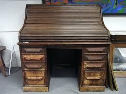 Roll Top Desk Oak Desk Small Roll Top Writing Desk Oak Roll Top Desks For Sale