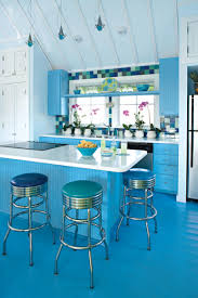 blue decorating ideas southern living