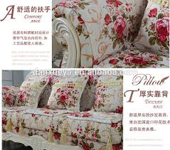floral sofa french alibaba used patio furniture floral print fabric sofa view