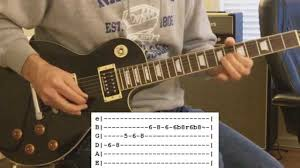 theme music rockford files rockford files guitar solo with tab youtube
