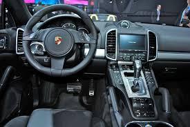 2012 porsche cayenne s espressocognac interior dashboard for the 2012 porsche