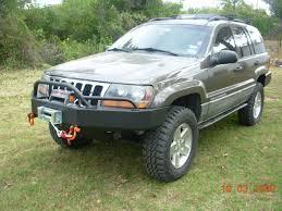 jeep wrangler prerunner c4x4 wj grand cherokee trailblazer package bumper prerunner skid